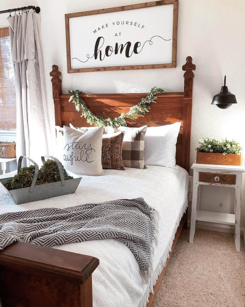 rustic guest bedroom ideas