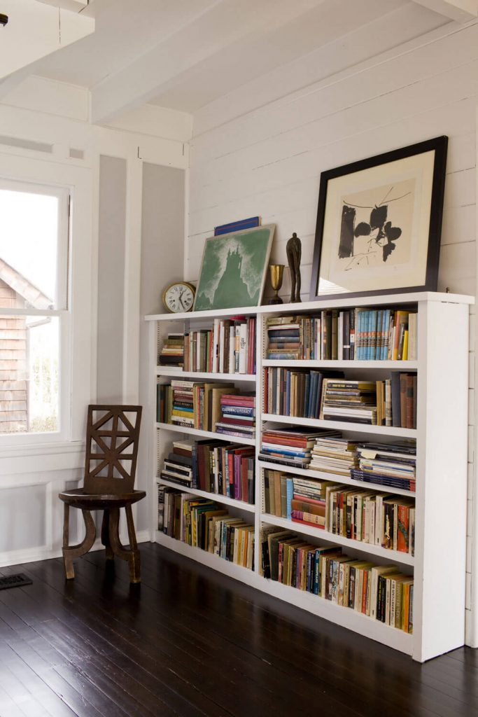 small home office library ideas