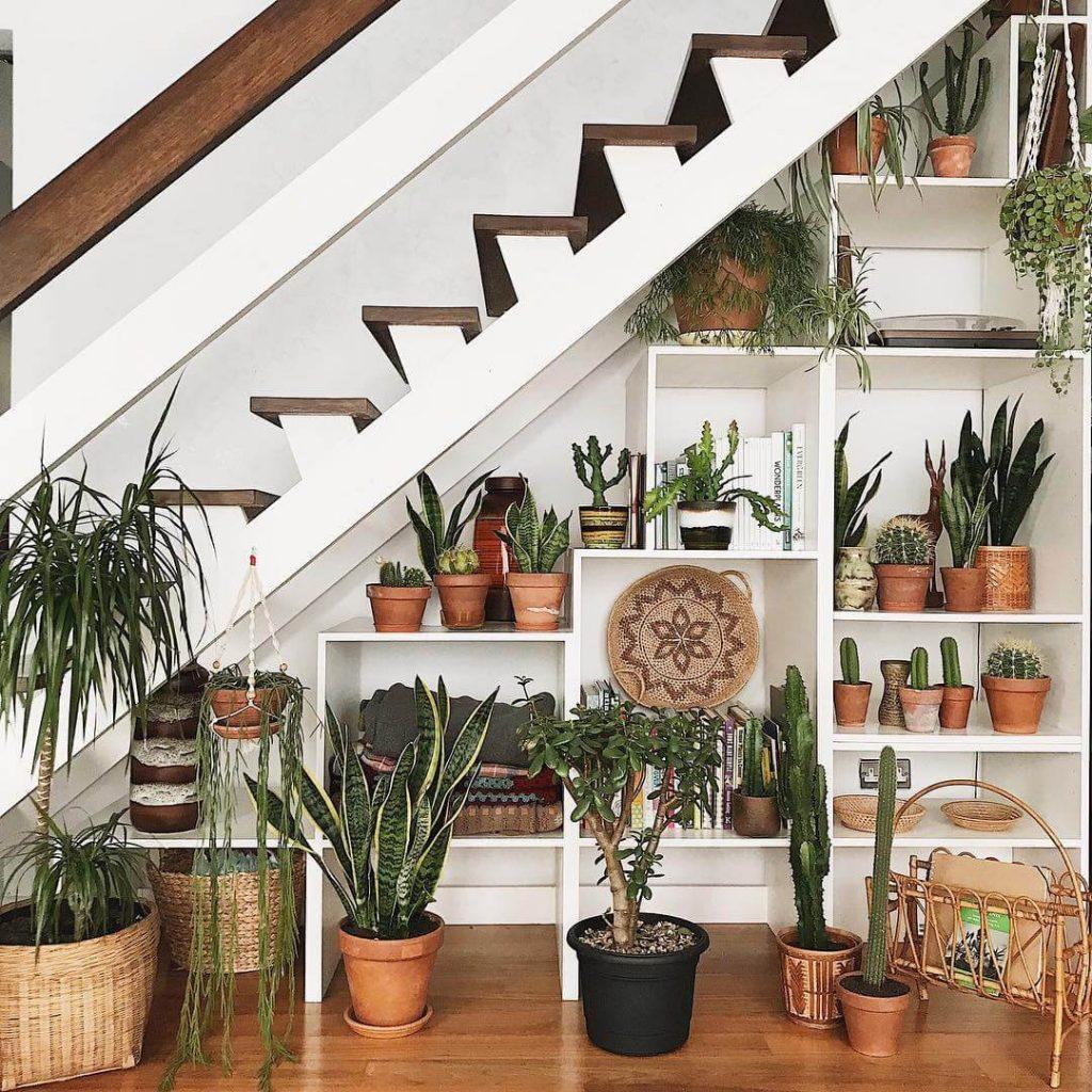 under stair furniture ideas