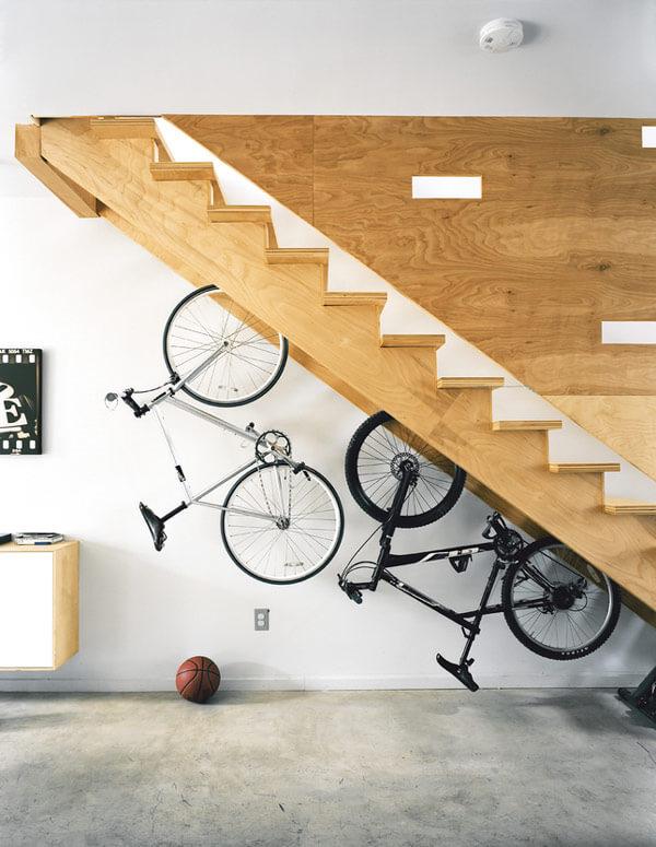 under stair ideas