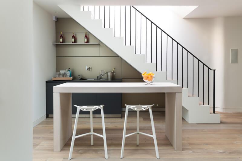 under stair pantry ideas
