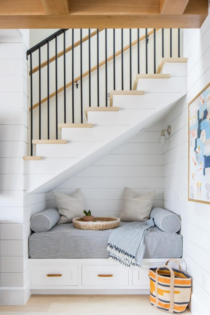 under staircase ideas