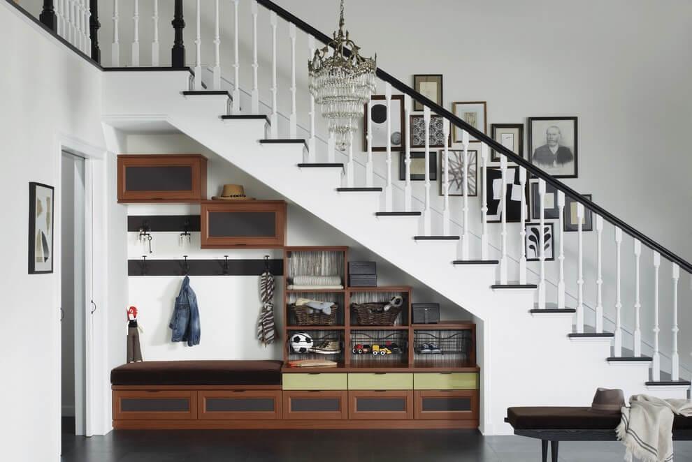under stairs planning ideas