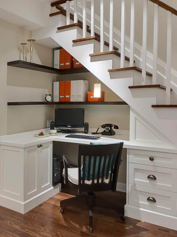 under stairwell ideas