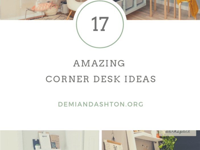 Amazing Corner Desk Ideas
