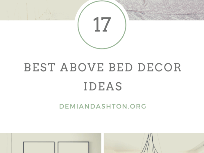 Best Above Bed Decor Ideas