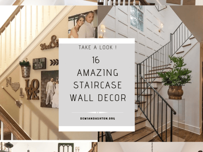 Best Staircase Wall Decor