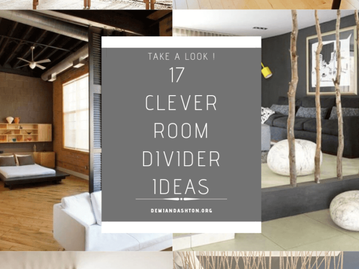 Clever Room Divider Ideas