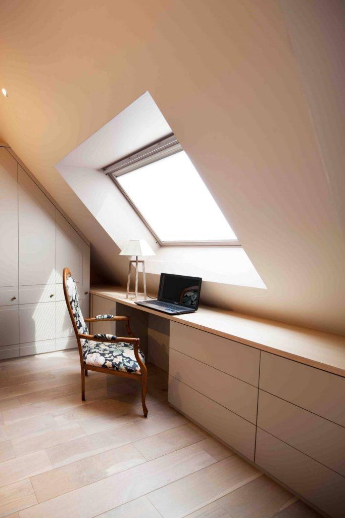 attic loft storage ideas