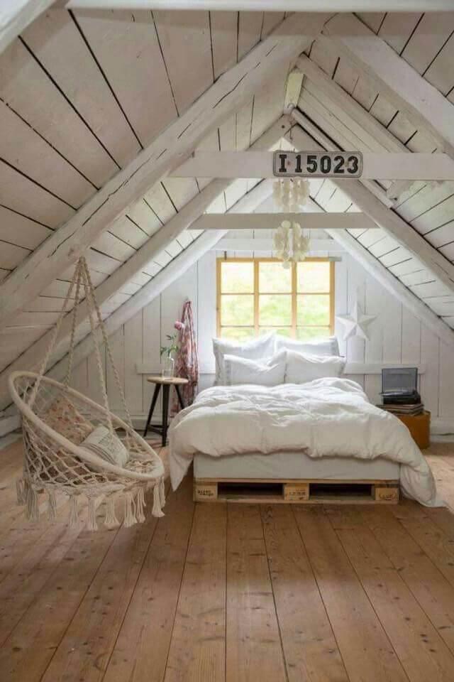 attic room bedroom ideas