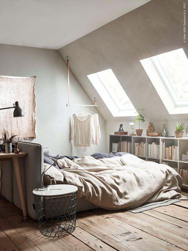 attic room storage ideas