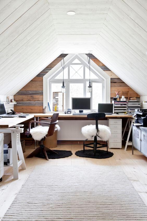 attic sitting room ideas