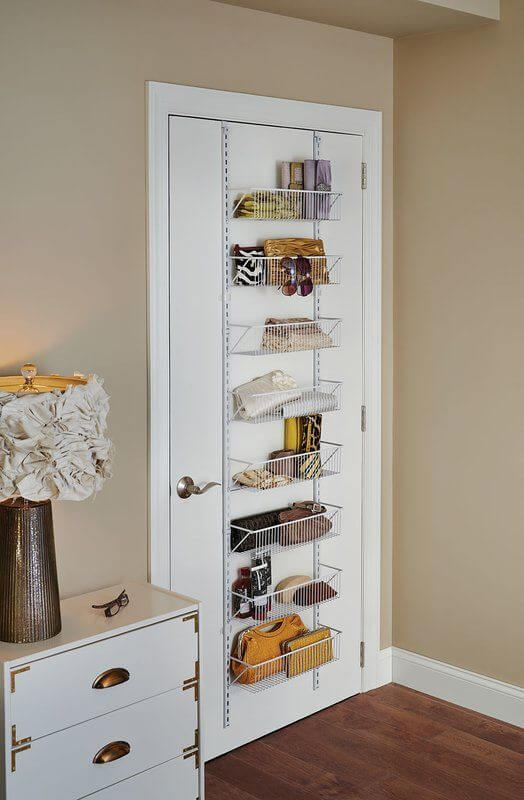 bedroom storage for small spaces