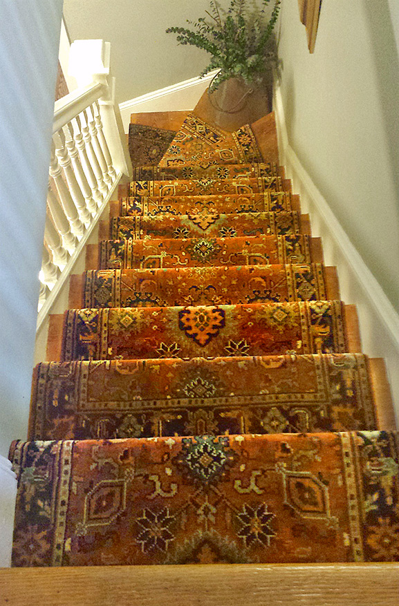 best carpet runners for stairs