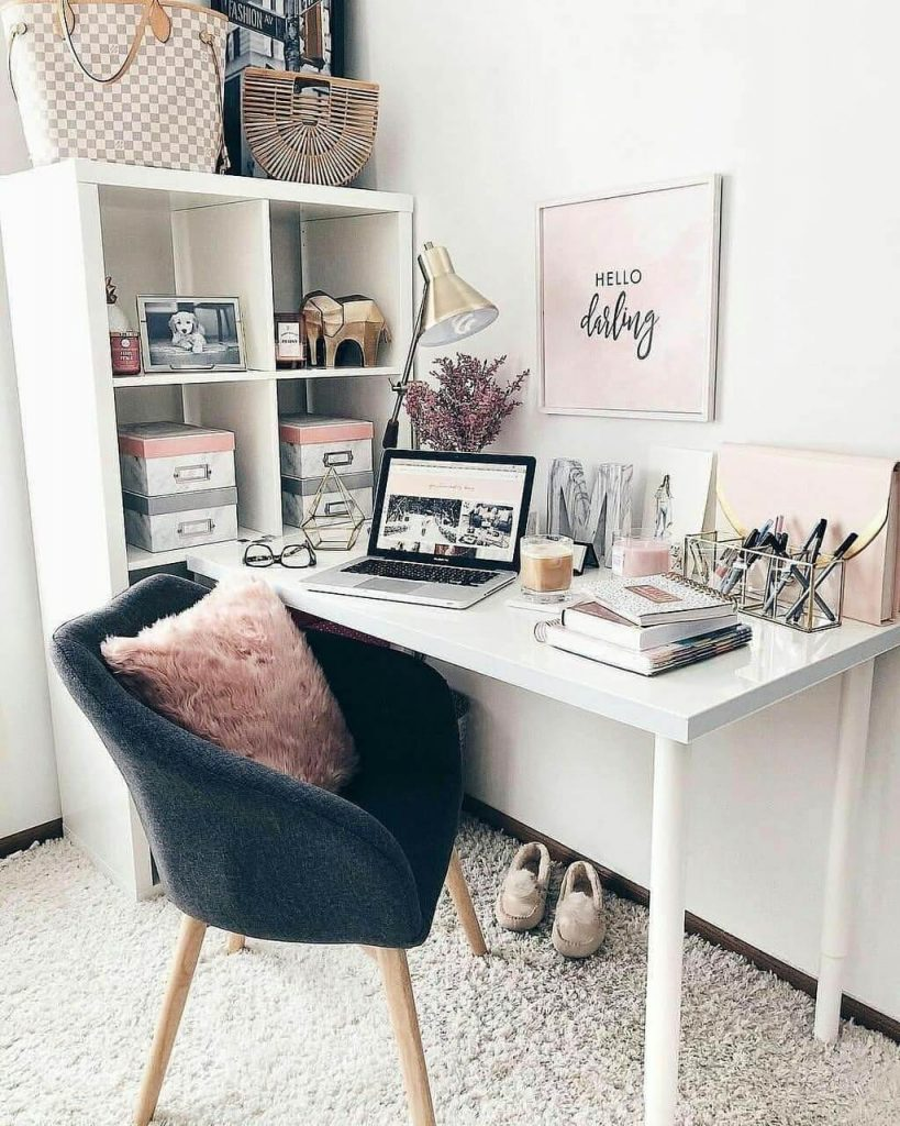 corner desk ideas for small spaces