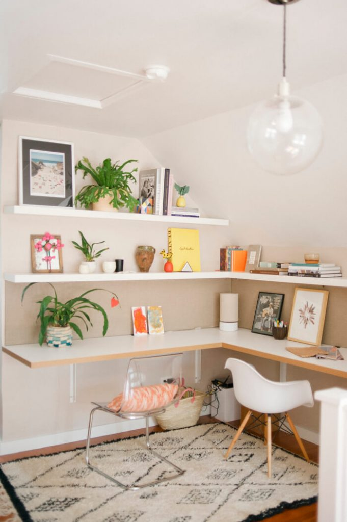 corner desk l shape