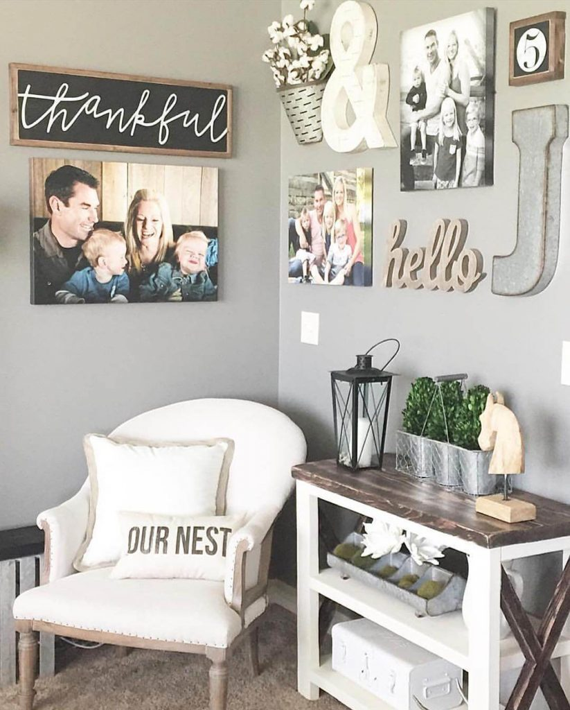 entryway wall decor ideas