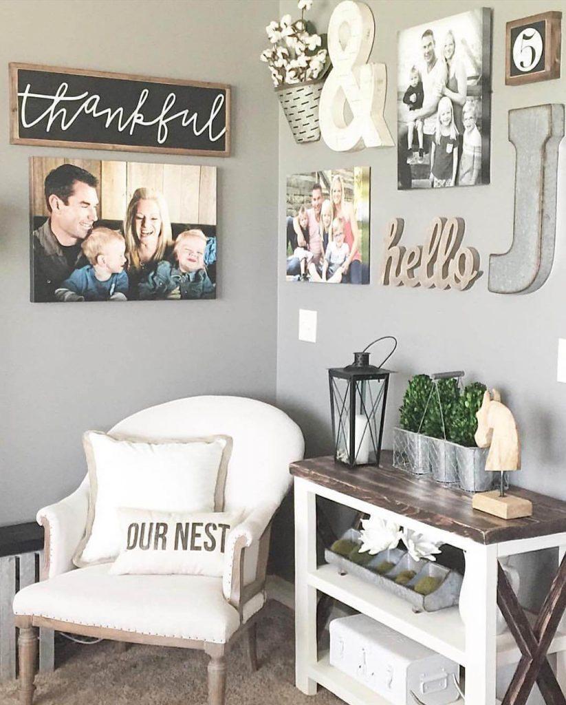 entryway wall decor ideas