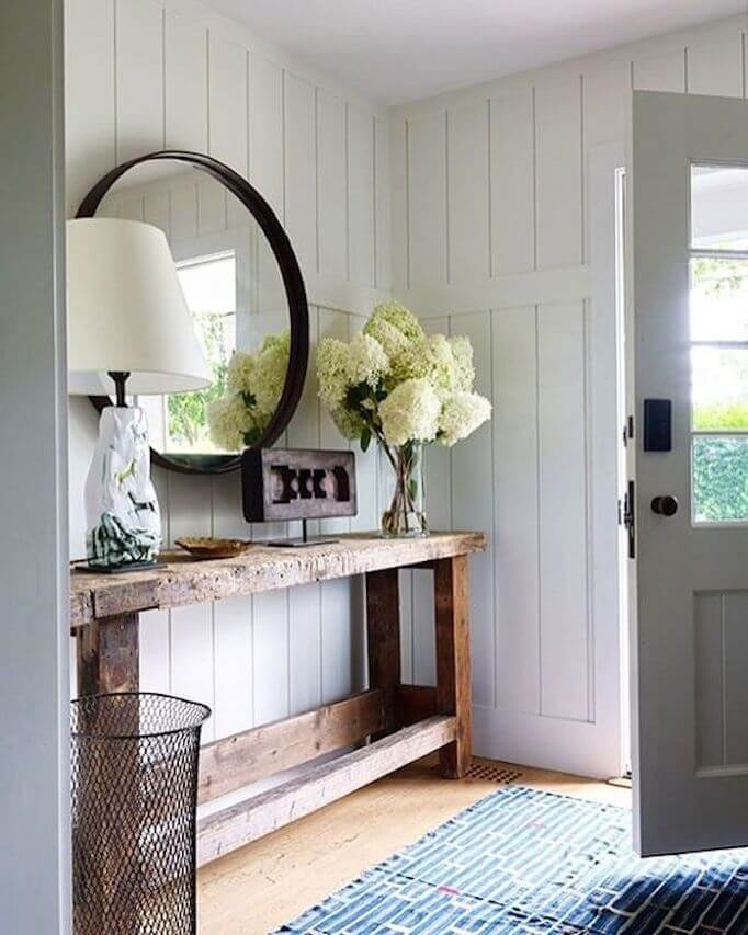 foyer wall decor ideas