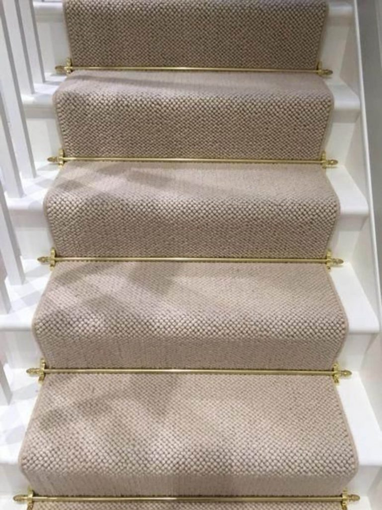 grey stair runner ideas