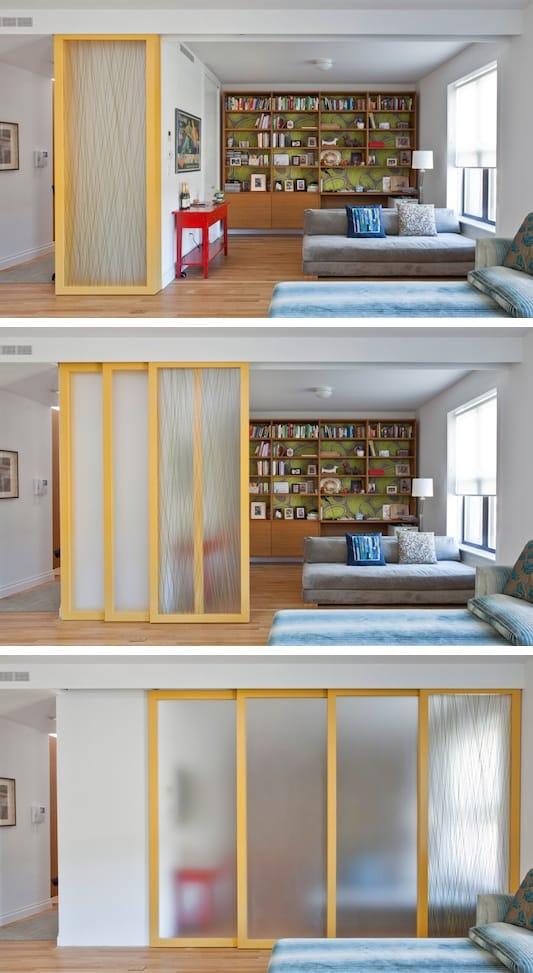half wall room divider ideas