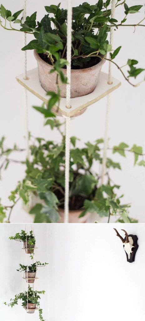 hanging planters for indoor plants