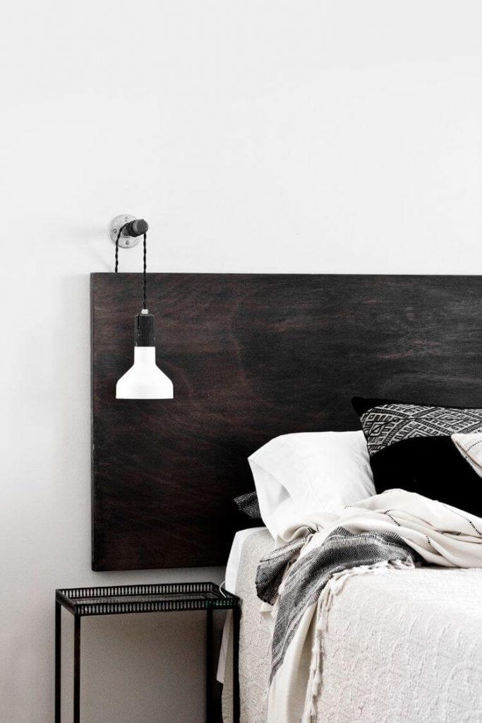 headboard wooden