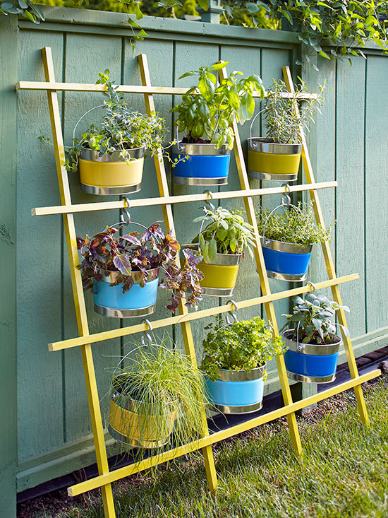 herb garden ideas outdoor