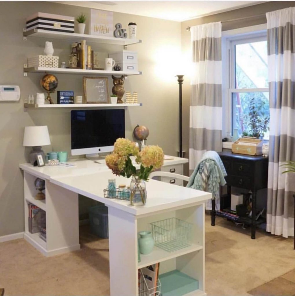 home office ideas in small spaces