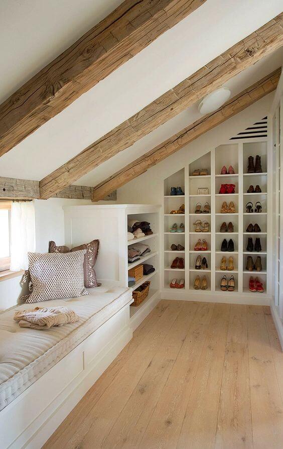 ideas for attic room