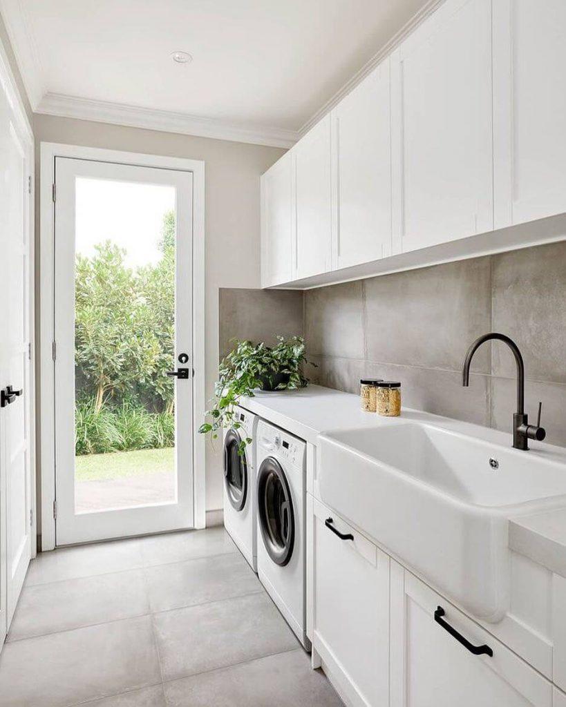 laundry room door ideas