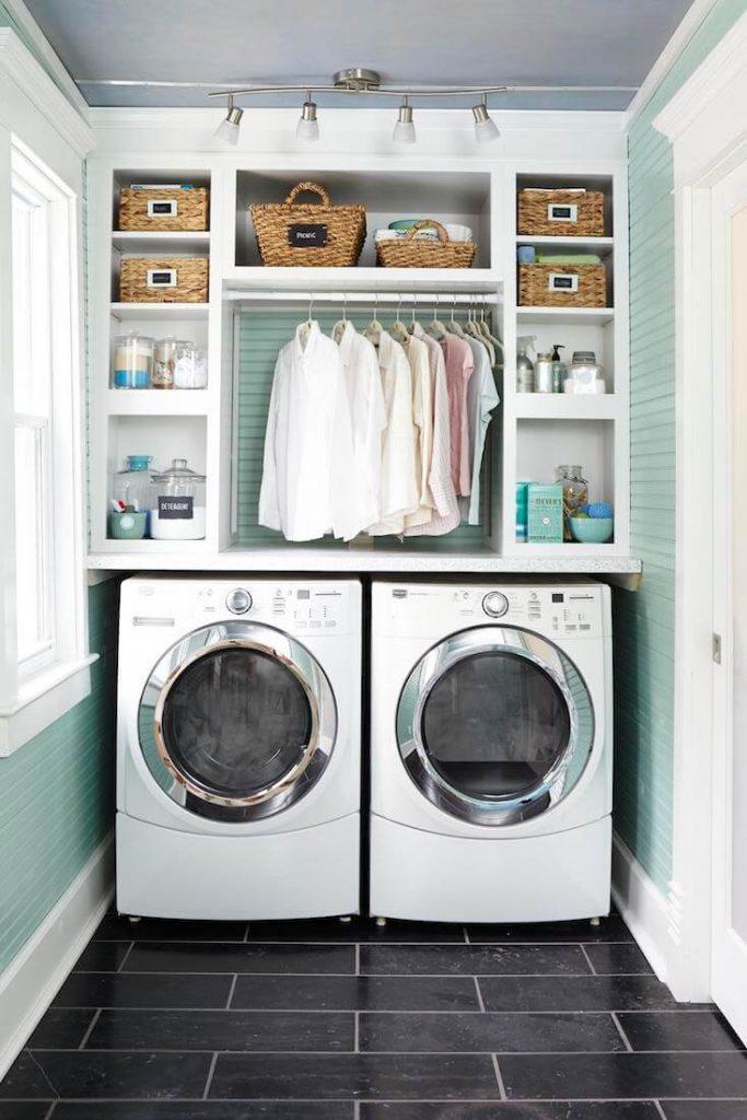 laundry room ideas cabinets
