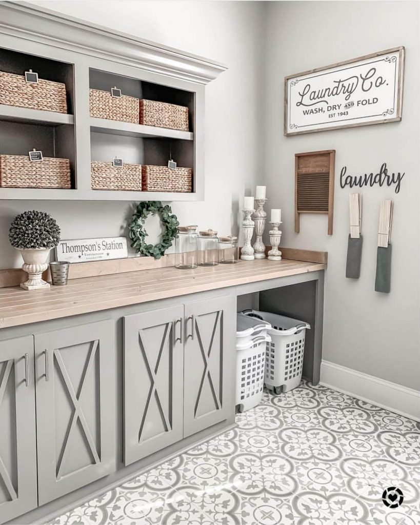 laundry room ideas for storage