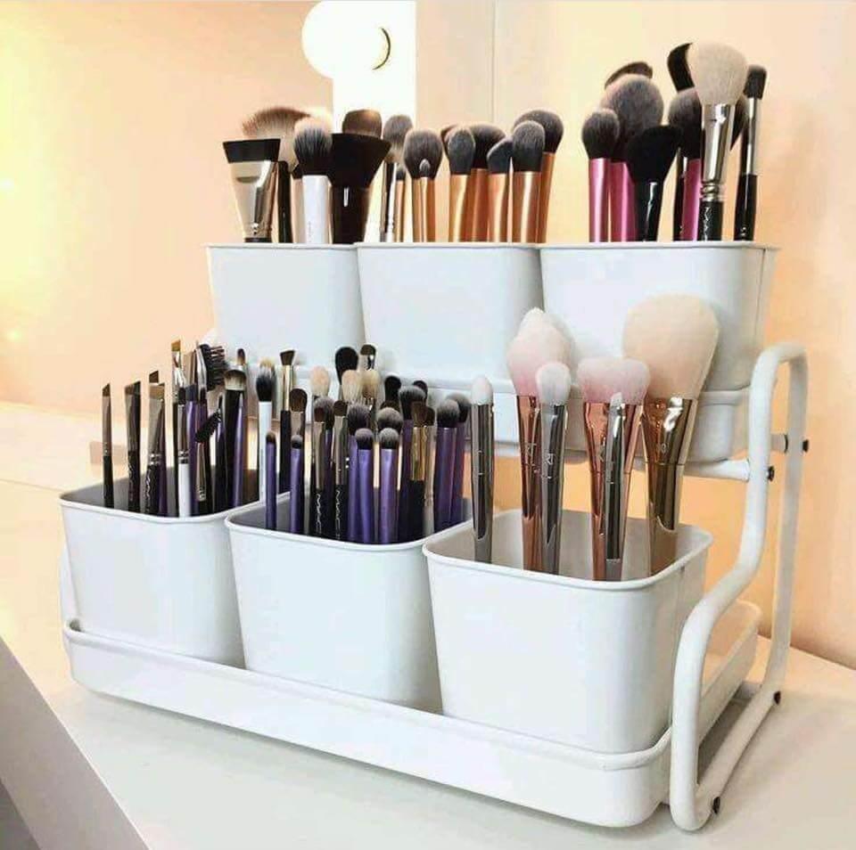 makeup storage ideas cheap