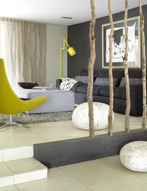 room divider decorating ideas