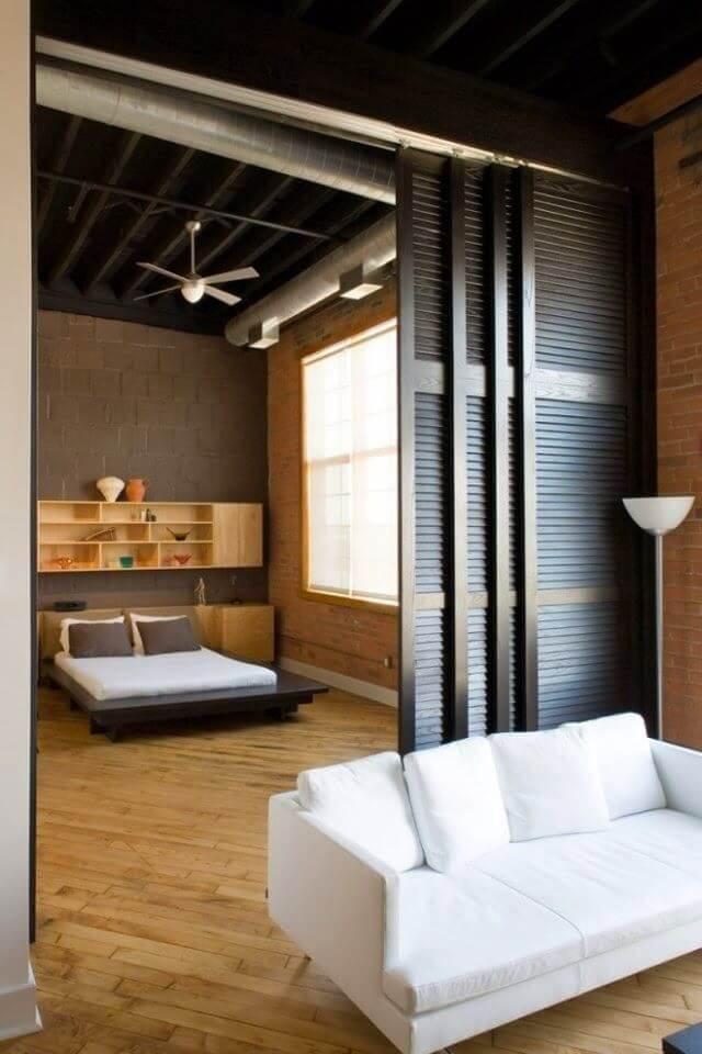 room divider ideas for lofts