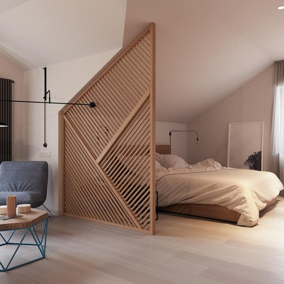room divider ideas studio