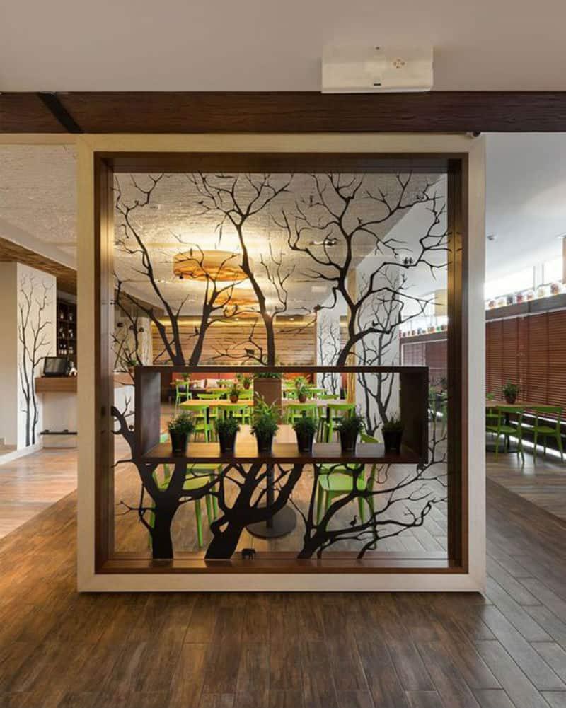 room divider walls ideas