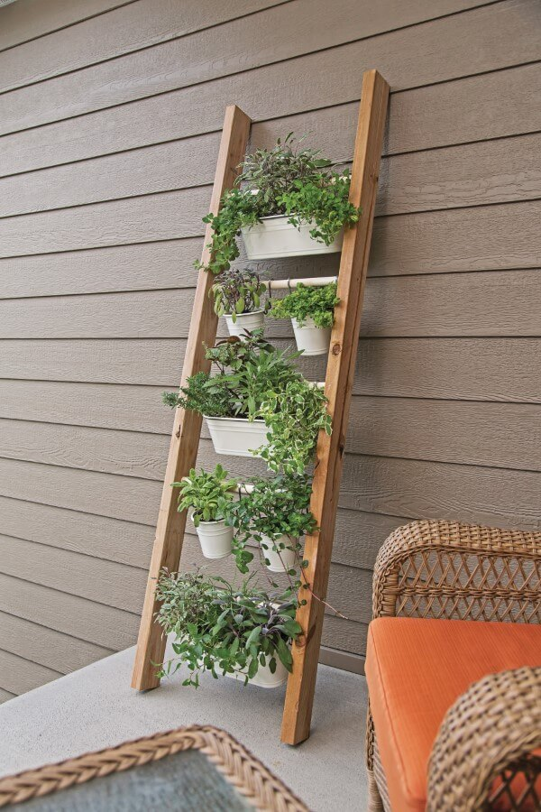 small herb garden ideas