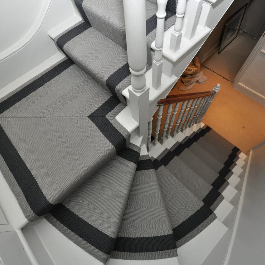stair carpet runner ideas