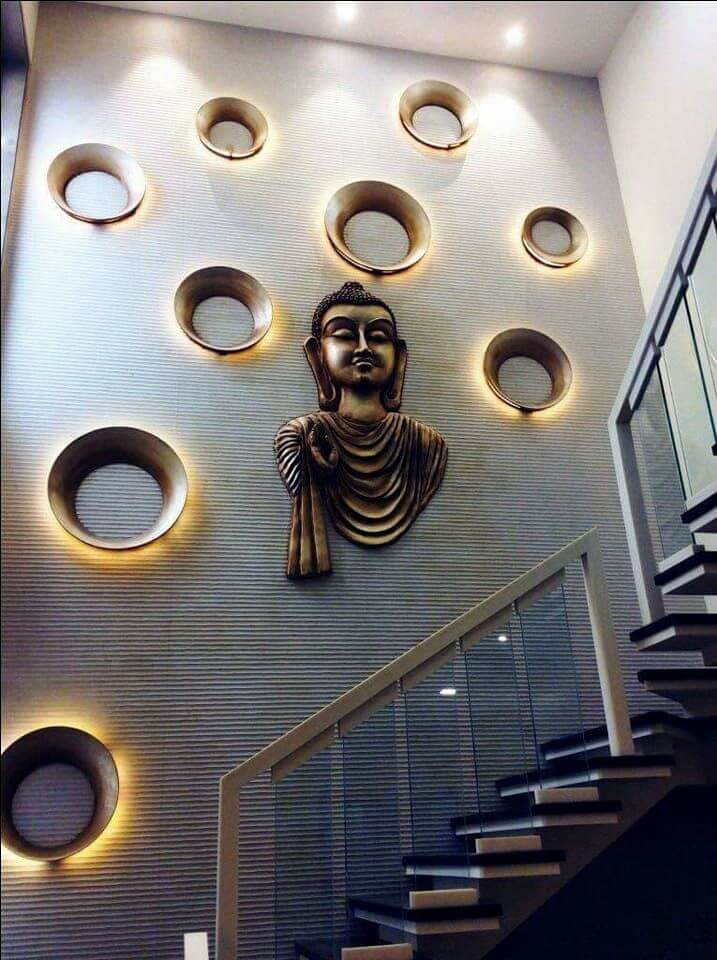 staircase wall decor ideas