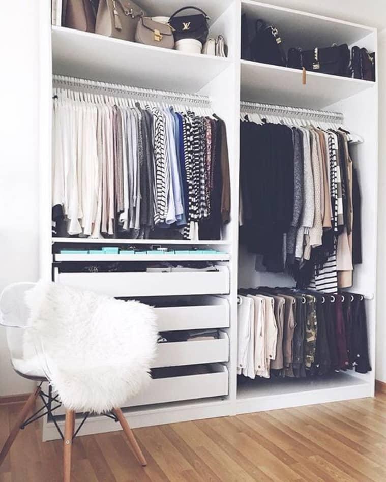 walk in closet decorating ideas