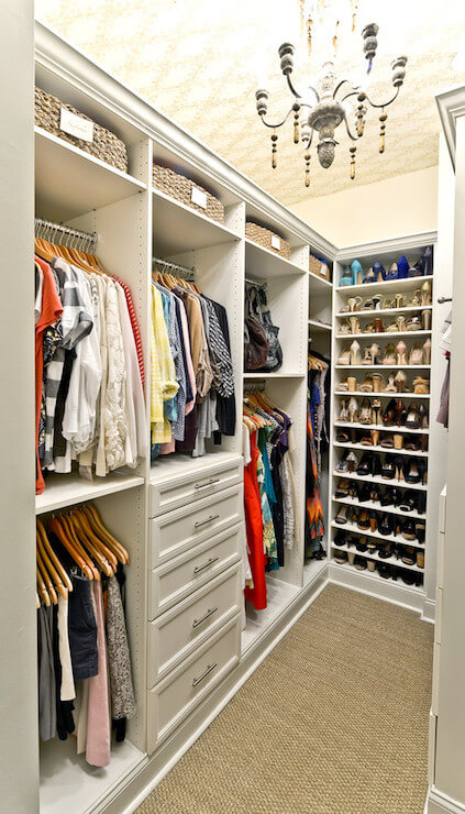 closet small space