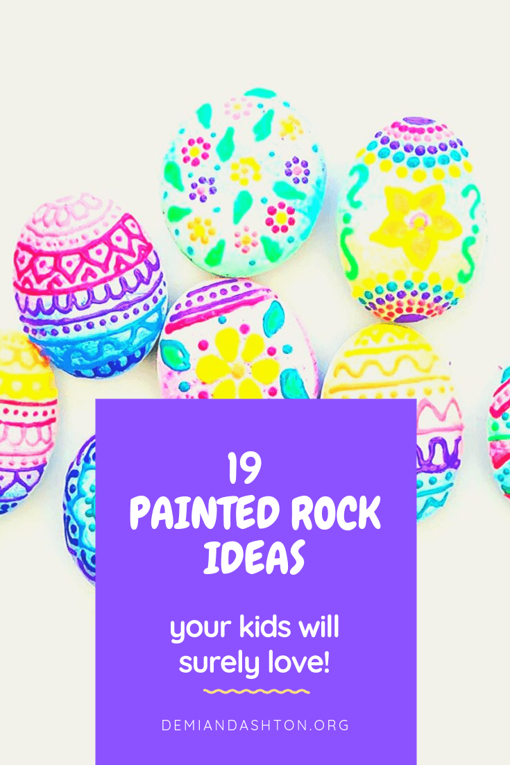 Amazing Painted Rock Ideas