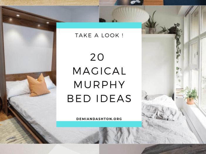 Magical Murphy Bed Ideas