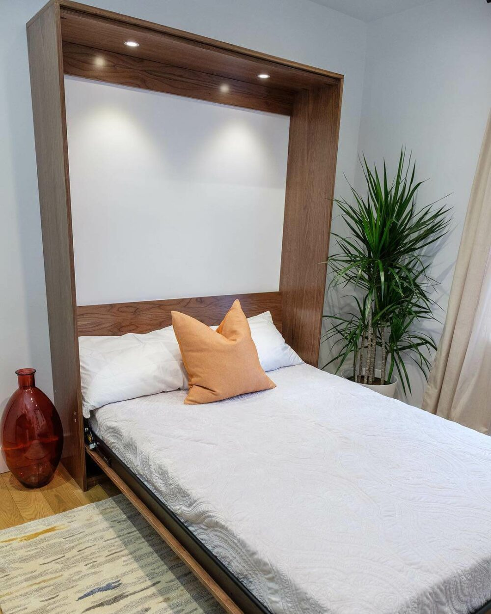 affordable murphy bed