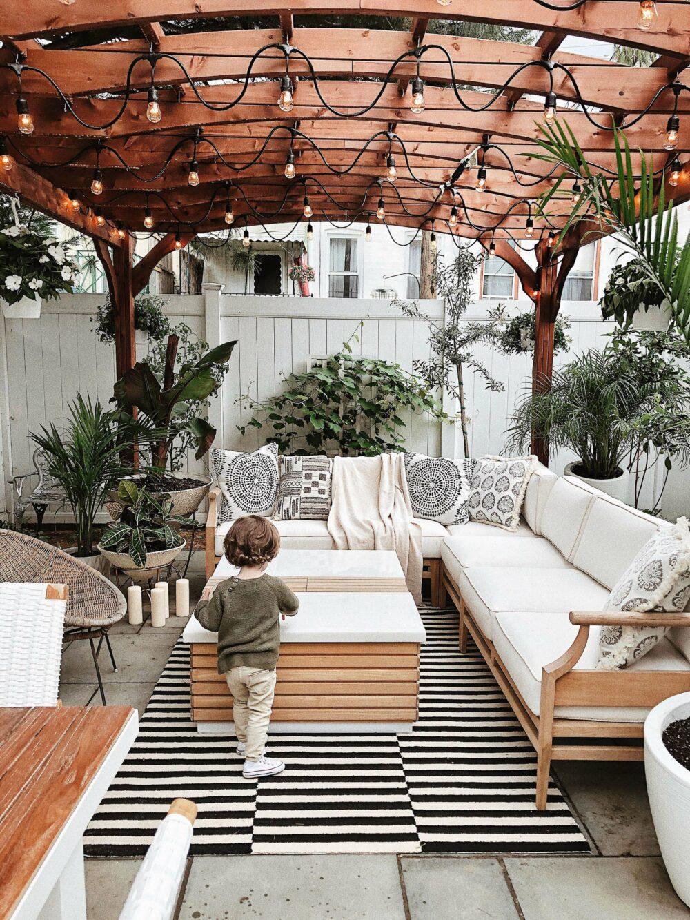 backyard patio cover ideas