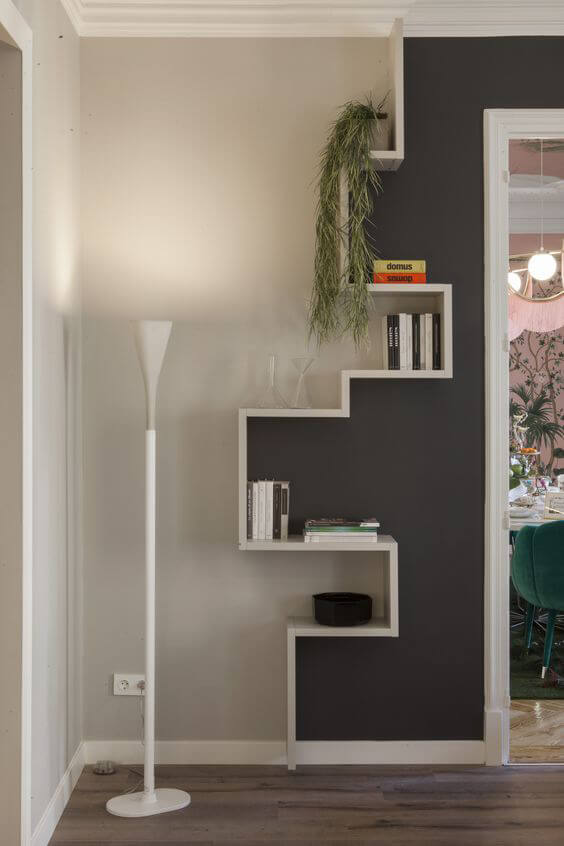 bookshelf decorating ideas for small rooms