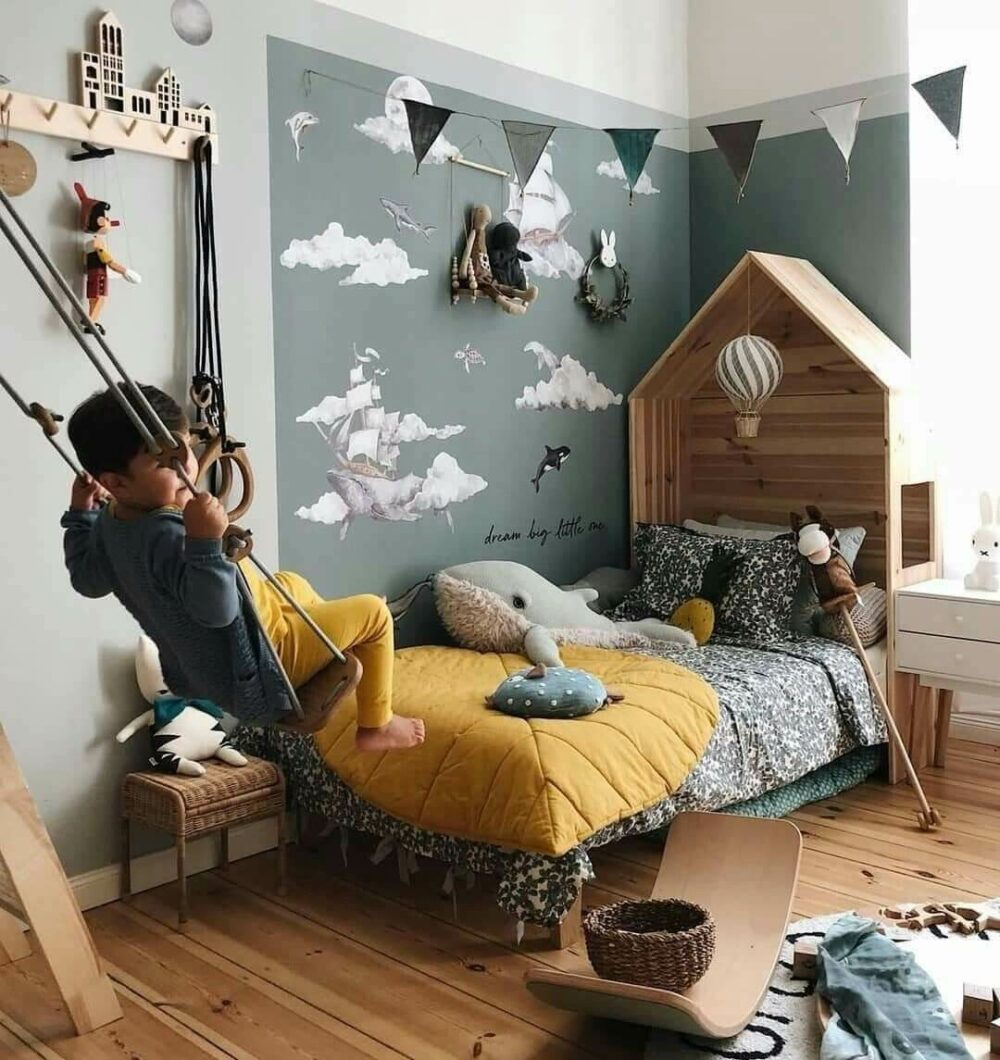 21 Creative Toddlers Room Ideas Will Make You Want To Be A Kid Again