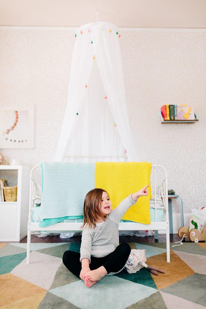 children's room organization ideas